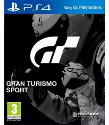 Gran Turismo Sport Day One Edition [PS4]